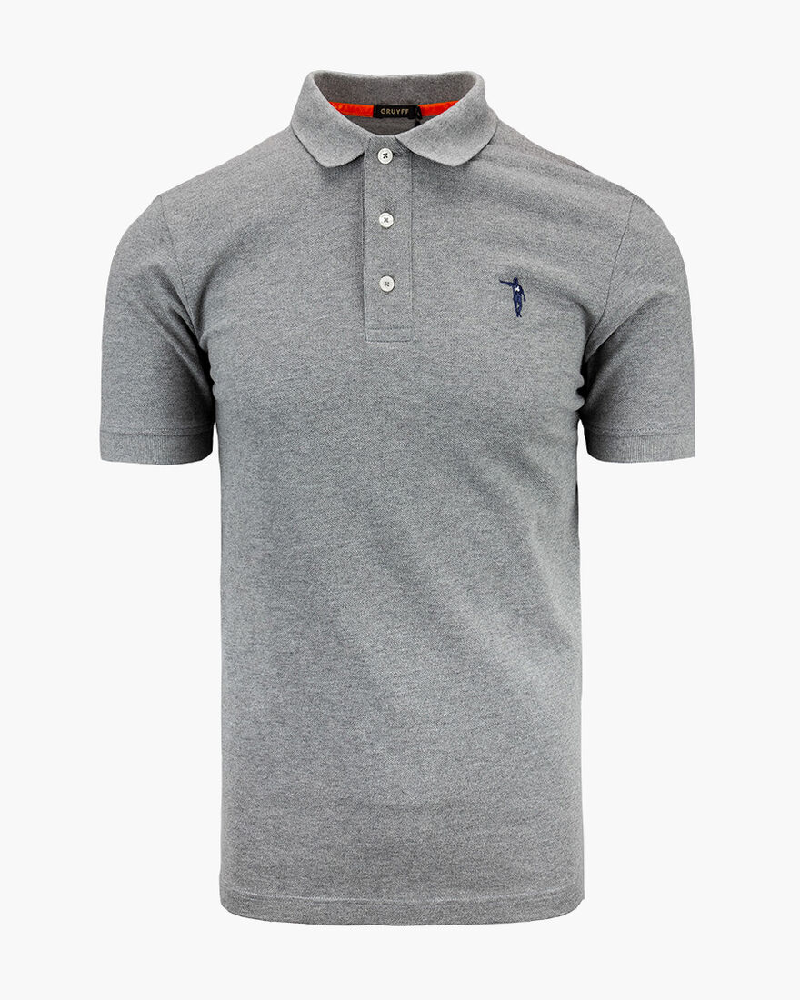 Maestro SS Polo, Grey, hi-res