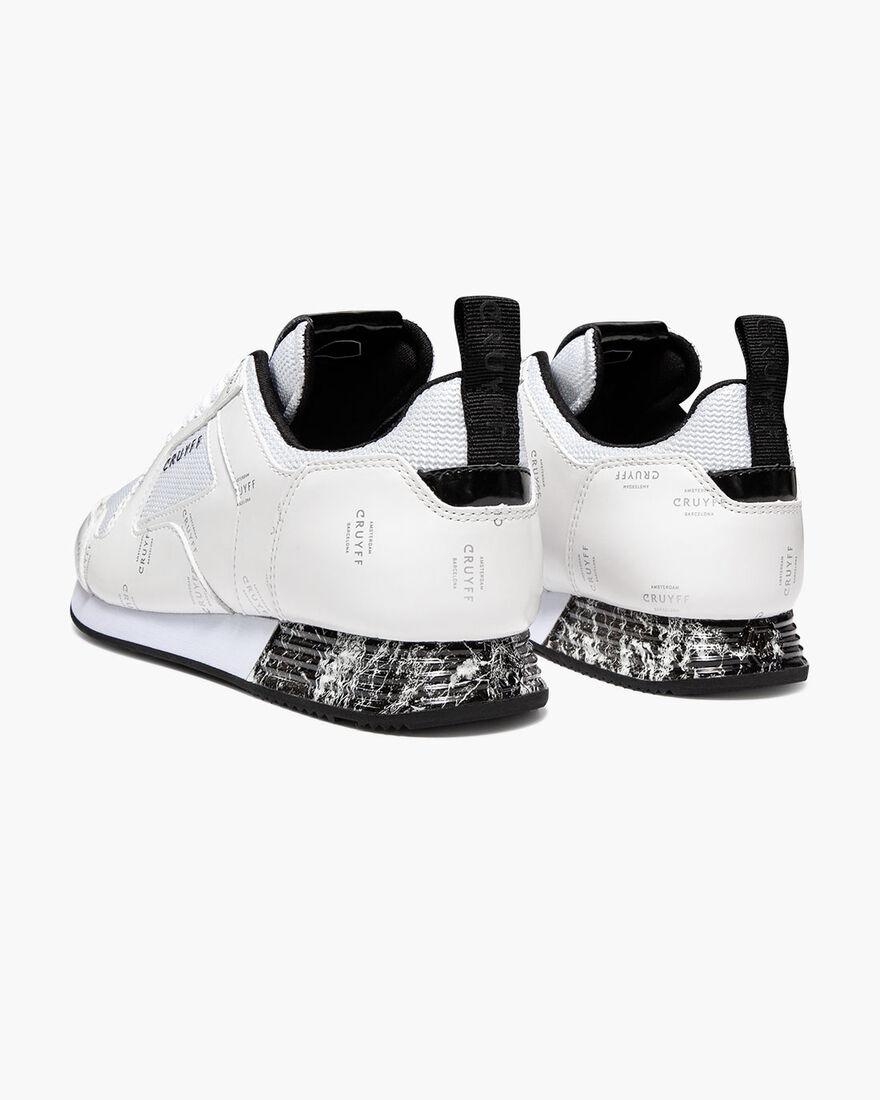 Lusso - Black - Netmesh/Icon Graphic, White/Silver, hi-res