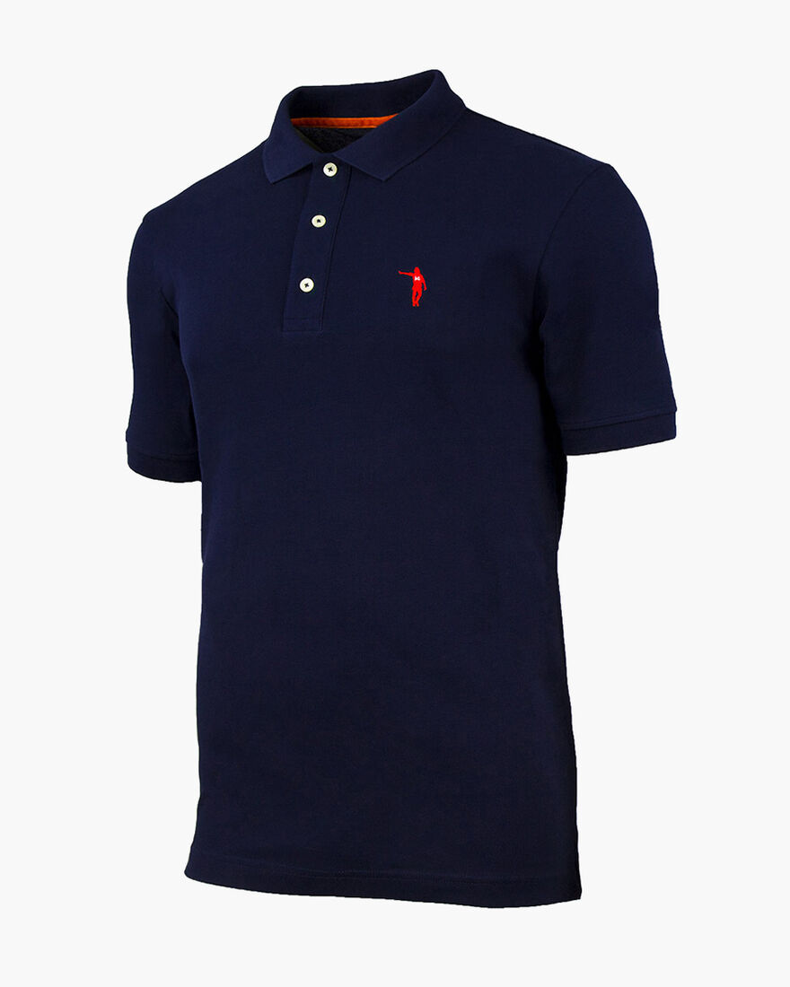 Brand Polo, Blue, hi-res