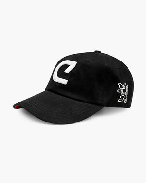Cruyff Clasica Cap - Navy/Red