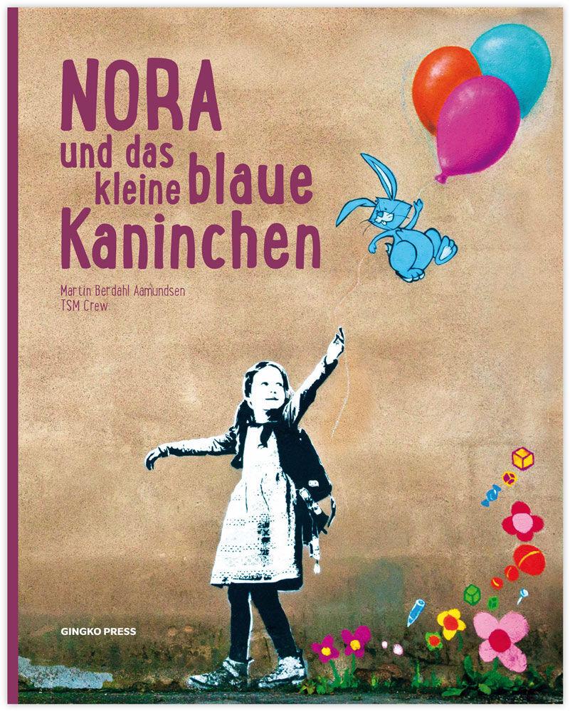 Urban Media Nora und das kleine blaue Kaninchen Buch