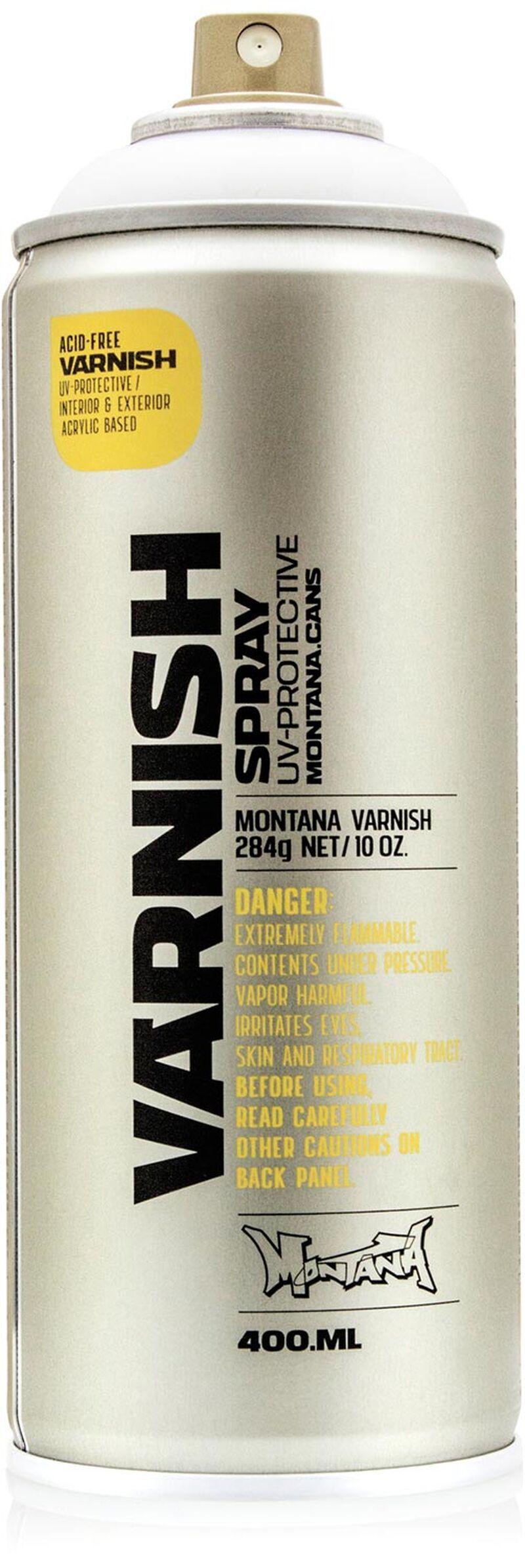 Montana Tech Varnish 400 ml Sprühdose seidenmatt 376368