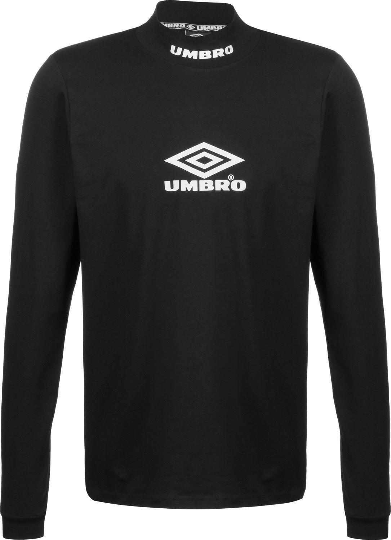 Umbro Classico High Neck Herren Sweater schwarz 6029242