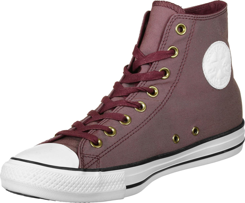 All Star Hi  Schuhe weinrot