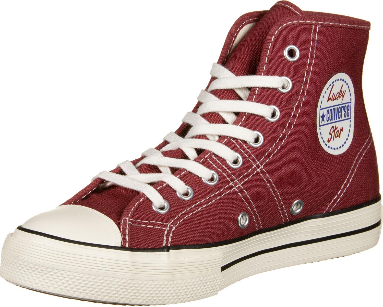 Lucky Star Hi  Schuhe weinrot