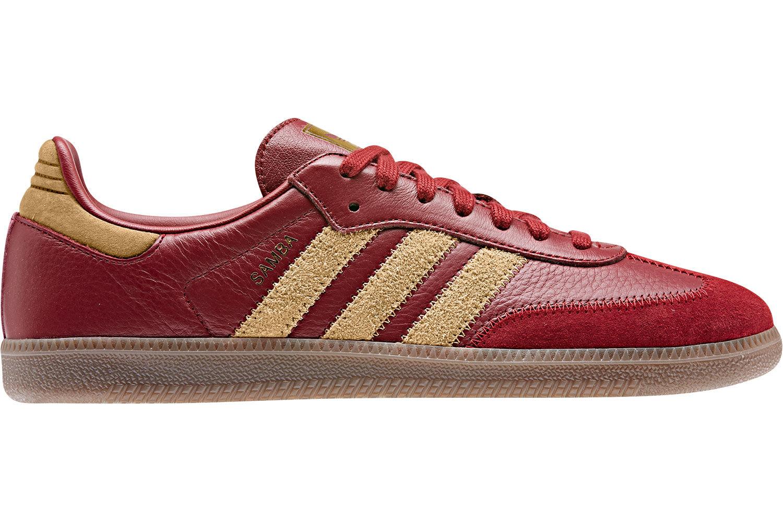 Samba OG FT  Schuhe weinrot