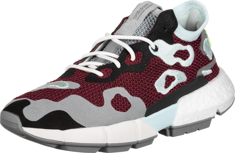 POD-S 3.2  Schuhe weinrot
