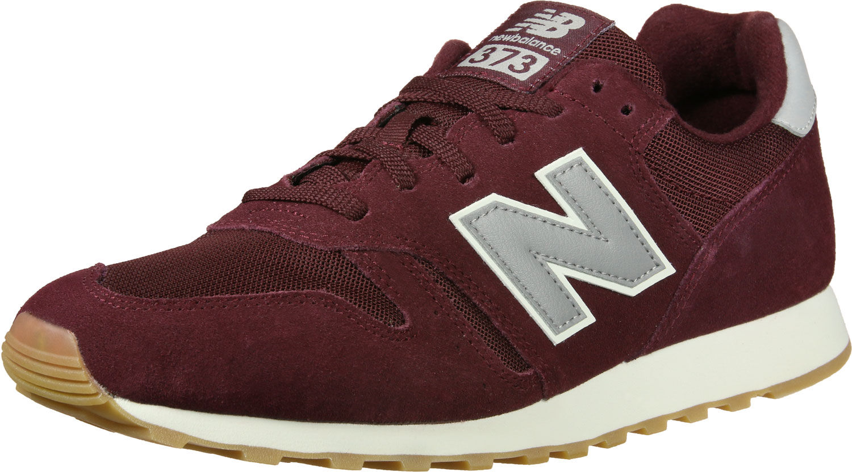 ML373  Schuhe weinrot