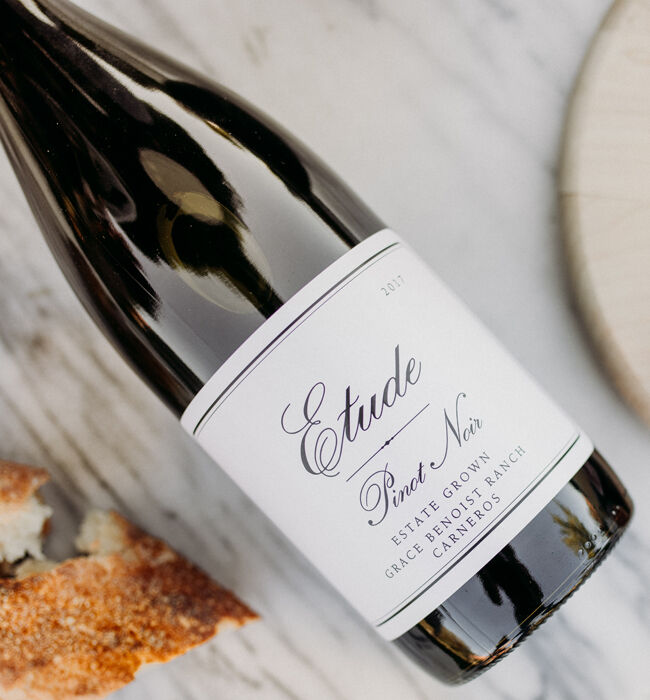 Etude Estate Pinot Noir, Grace Benoist Ranch, Carneros