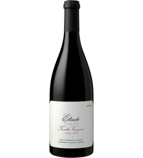 2016 Temblor Vineyard Pinot Noir