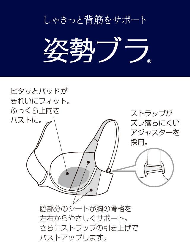 姿勢ブラ 機能説明