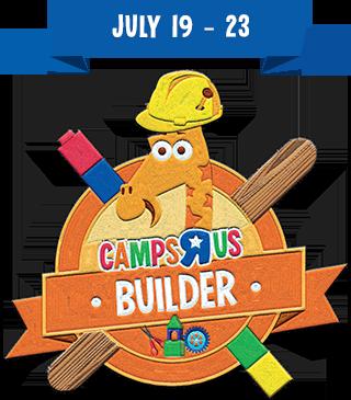 CampsRus - builder Week - JULY 19 - 23
