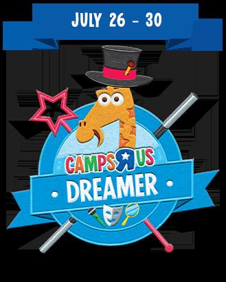 CampsRus - dreamer Week - JULY 26 - 30