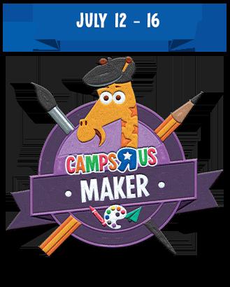 CampsRus - Maker Week - JULY 12 - 16