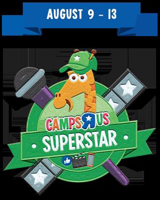 CampsRus - Superstar Week - AUGUST 9 - 13