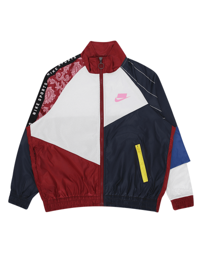 Wmns Nsp Woven Track Jacket