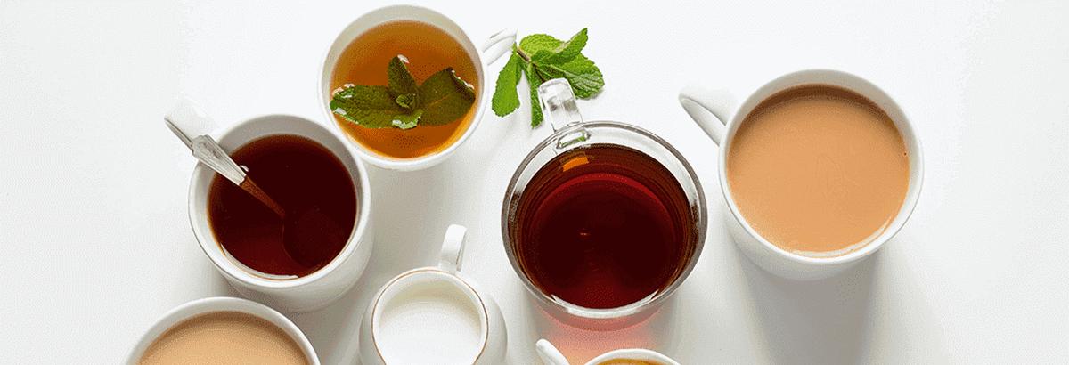 Quelles différences entre le thé vert et le thé noir ?