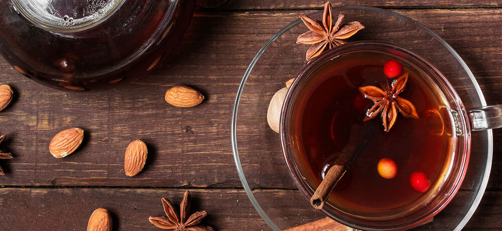 The secrets behind spiced teas