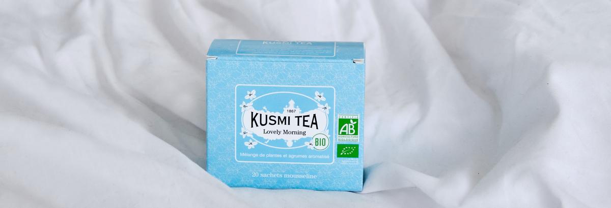 Quel thé choisir le matin ? | Kusmi Tea