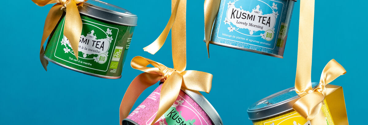 What is the best gift for a tea lover   Kusmi Tea