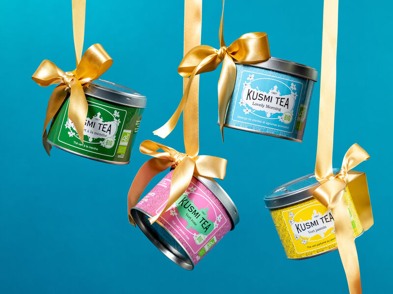 What is the best gift for a tea lover | Kusmi Tea