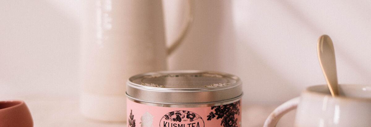 Kusmi Tea x Chantal Thomass, together against breast cancer