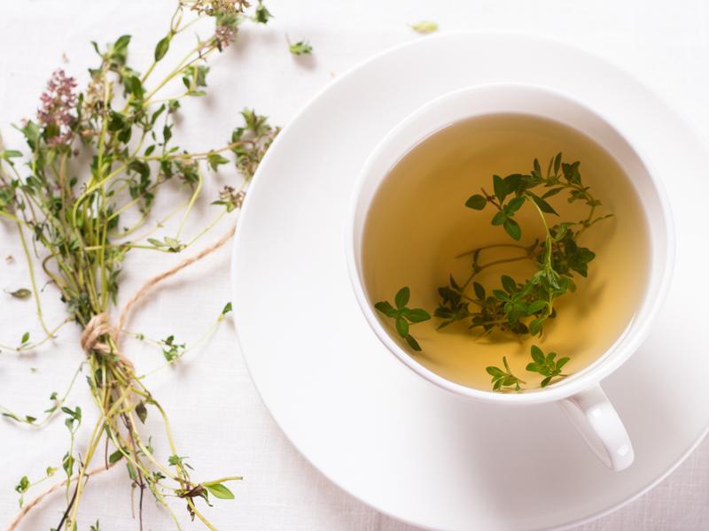 Thyme tea | Herbal tea for bedtime | Kusmi Tea
