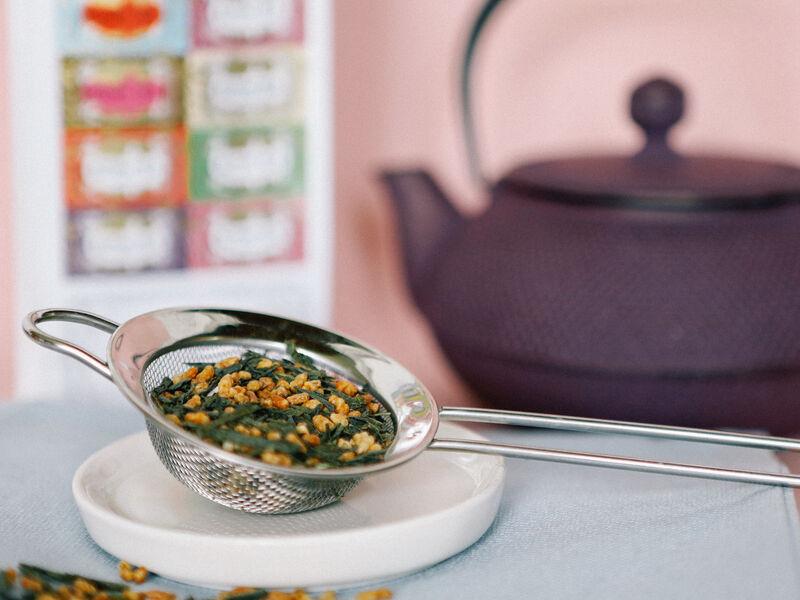 Conosci il tè Genmaicha | Kusmi tea