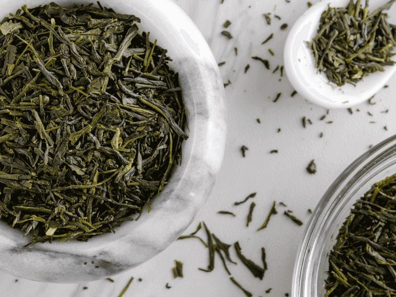 Wofür ist grüner Tee gut?