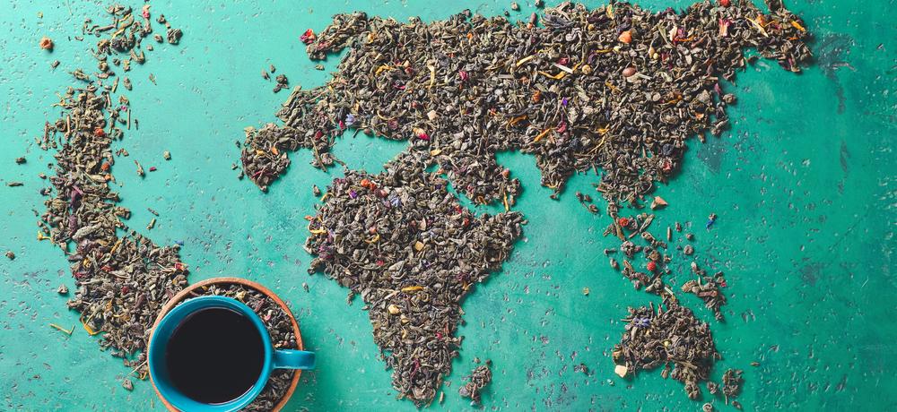 The world's finest teas | Our teas from around the world | Kusmi Tea