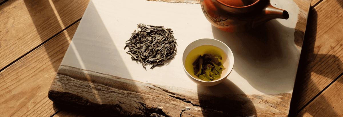 Les bienfaits du thé vert Bancha
