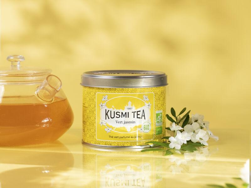 Spring tea | Organic teas and herbal teas | Kusmi Tea