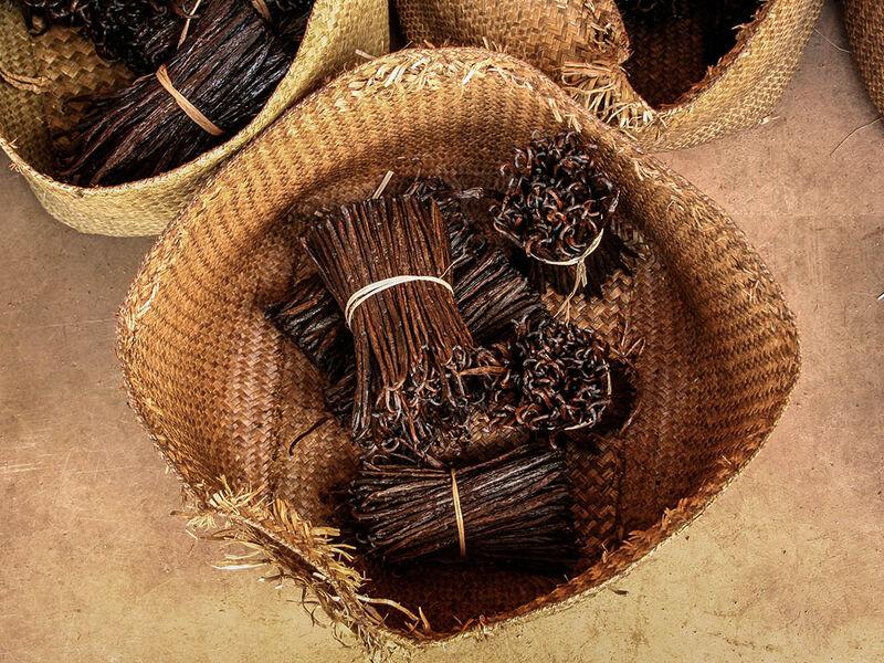 Thé noir et vanille, un mariage iconique