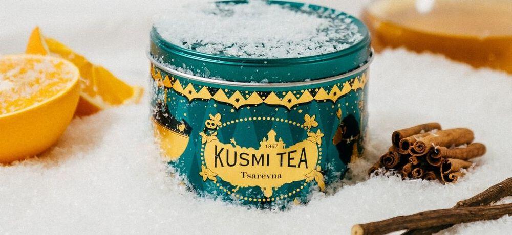 Notre emblématique thé noir bio Tsarevna, un thé épicé bio en édition limitée !