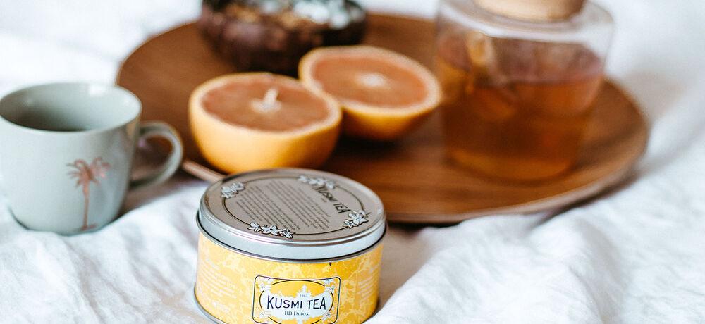 BB Détox un mélange de thé vert, maté et agrumes | Kusmi Tea
