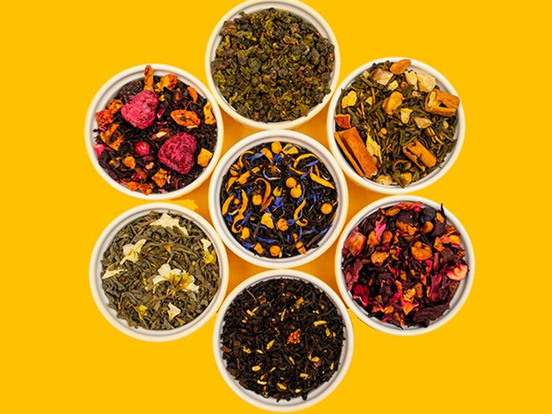 Le thé en vrac chez Kusmi : pourquoi c'est bien ?