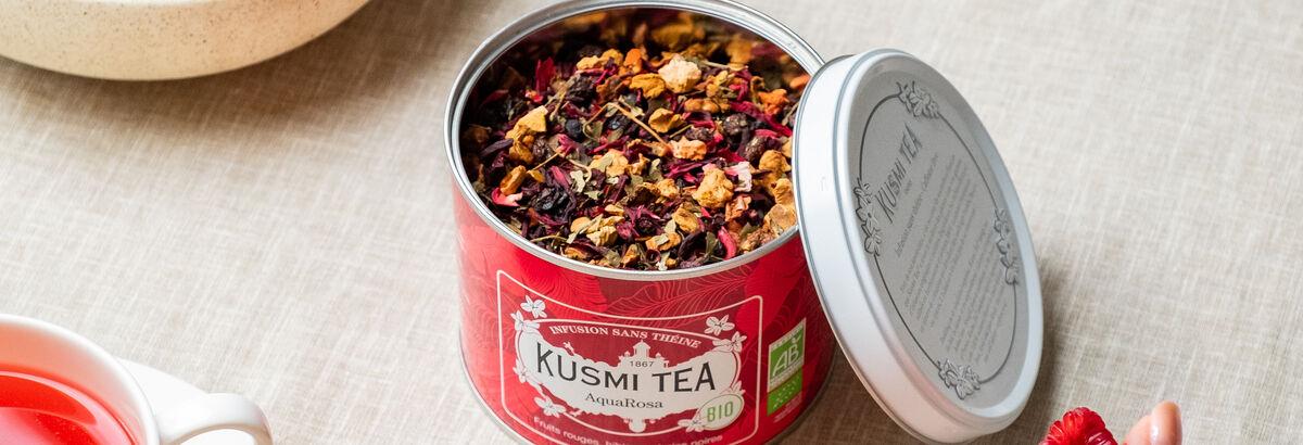 Thé sans théine