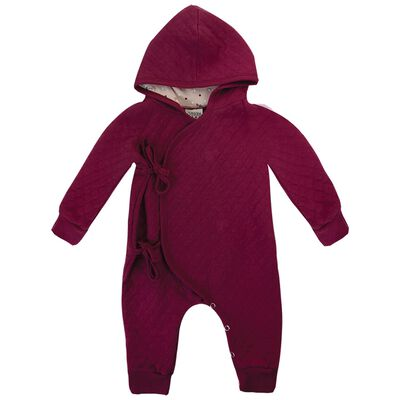 Baby Girls Laynee Quilted Grow