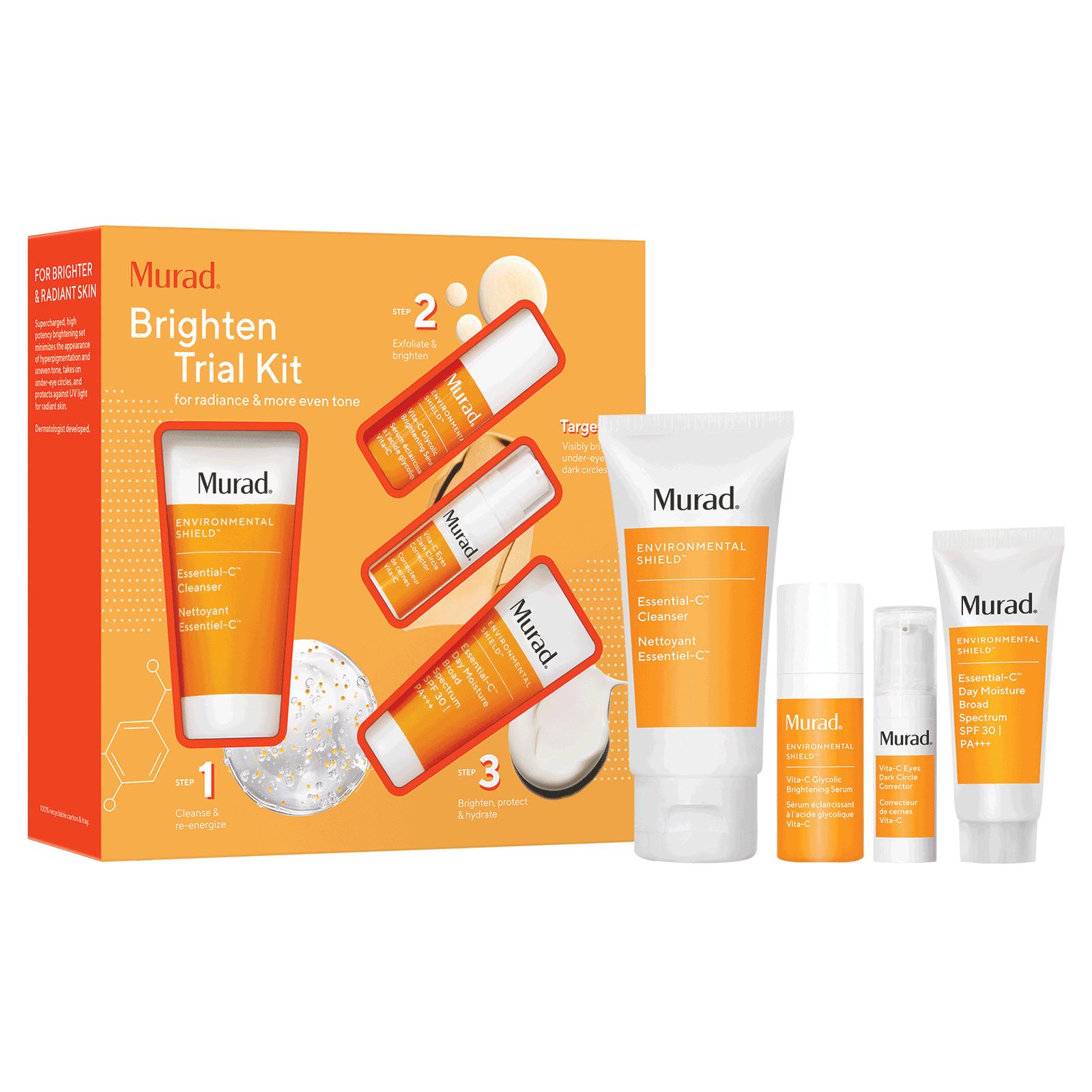 Murad Brighten Trial Kit