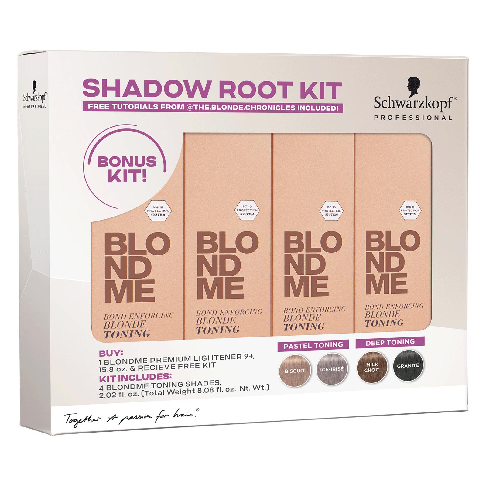 BlondMe Shadow Root Kit