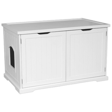 Cat Litter Box Cover and Cabinet-product-tile