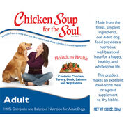 Chicken Soup for the Dog Lover's Soul Canned Dog Food-product-tile