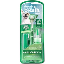 Tropiclean Fresh Breath Oral Care Kit-product-tile