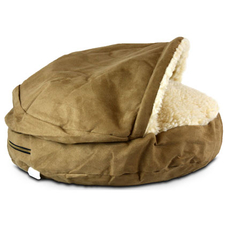 Snoozer Luxury Orthopedic Cozy Cave Pet Bed-product-tile