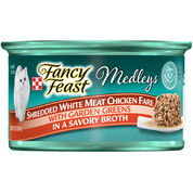 Fancy Feast Elegant Medley Shredded Fare-product-tile
