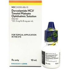 Dorzolamide / Timolol Eye Drops-product-tile