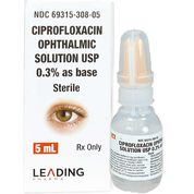 Ciprofloxacin Hydrochloride Ophthalmic Solution-product-tile