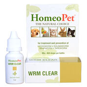 HomeoPet Wrm Clear-product-tile