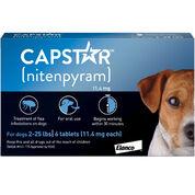 Capstar Flea Treatment Tablets-product-tile