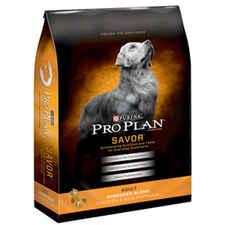 Purina Pro Plan Savor Shredded Chicken Dry Dog Food-product-tile